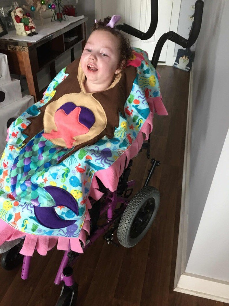 Magical Dragon Wheelchair Poncho Wheel Chair Blanket Car seat Cover Car seat Blanket Fantasy Free Shipping