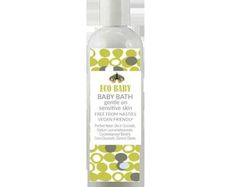 Eco Baby - Baby Bath 125ml