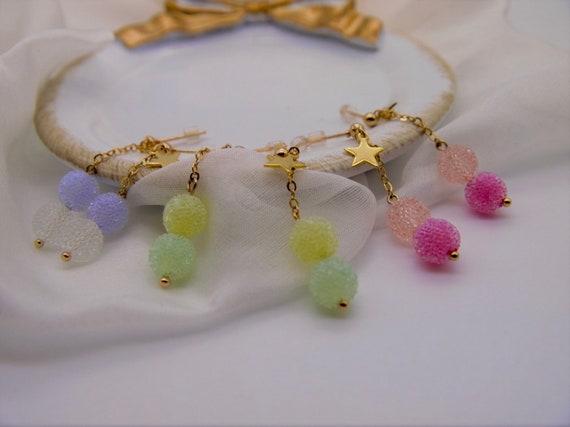 Sugar Star Earrings