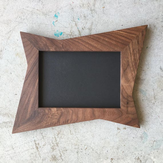 Atomic Picture Frames Mid Century Modern Picture Frames Made Etsy