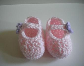Newborn Mary Janes