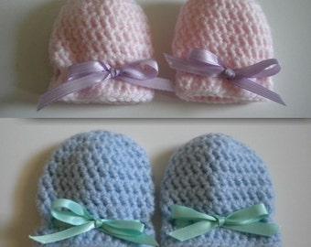 Newborn Baby Mittens