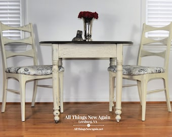 Kitchen Table Etsy