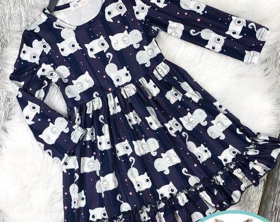 Kitten & Stars Dress