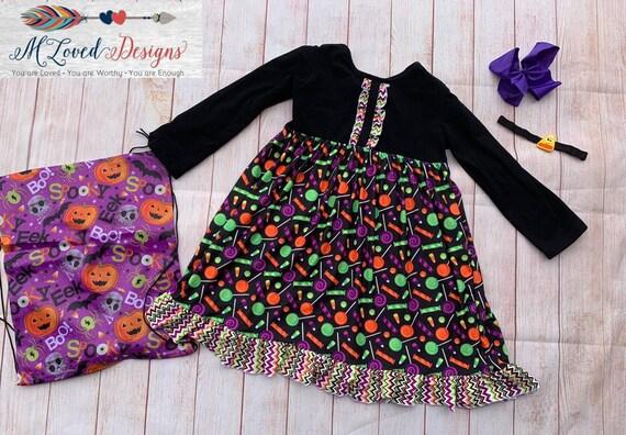 Candy Halloween Dress