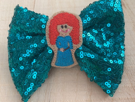 Merida Hair Bow/Brave Bow
