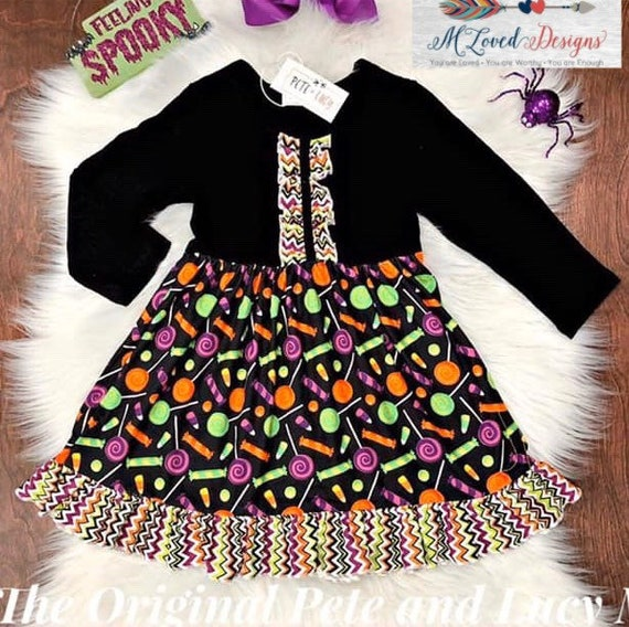 Candy Halloween Dress