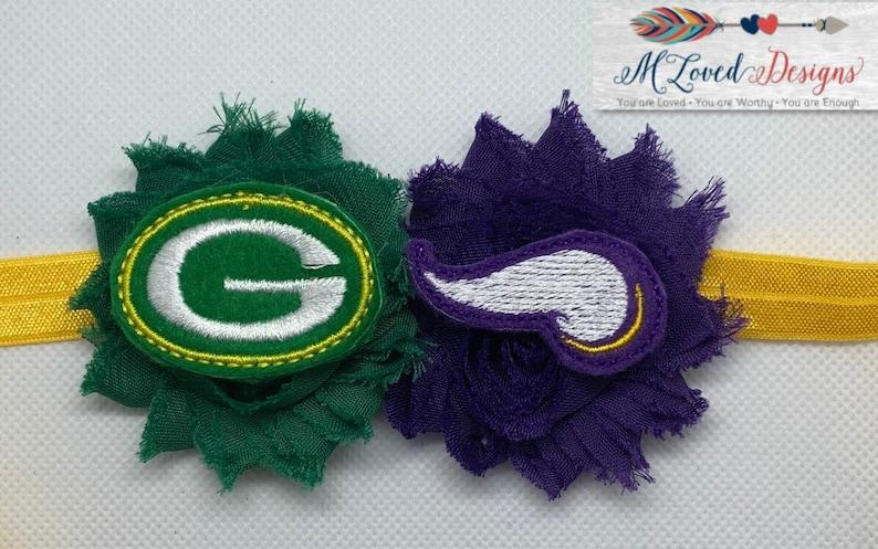 Minnesota Vikings/Green Bay Packers House Divided image 0