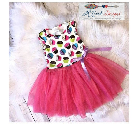 Cupcake Cutie Tulle Dress