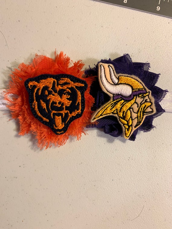 House Divided Bears &  Vikings
