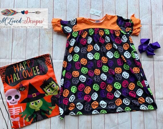 Pumpkin Pumpkin Halloween Dress