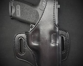H&K USP .45 Compact OWB Holster - Right Handed