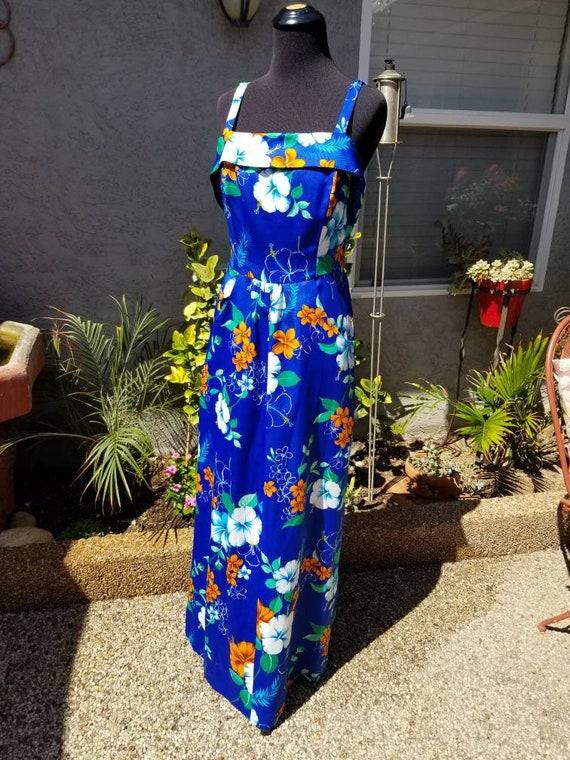 Paradise Hawaii Maxi Dress