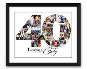 birthday collage etsy