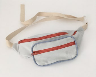 Crossbody fanny pack tutorial and sewing pattern pdf download ebook