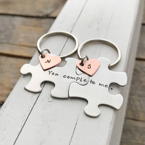Portachiavi puzzle a incastro