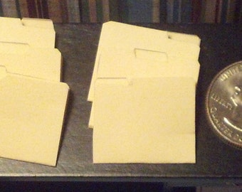 Money Dollhouse Miniatures U.S Currency 150 total bills  1:12 1//12 scale color