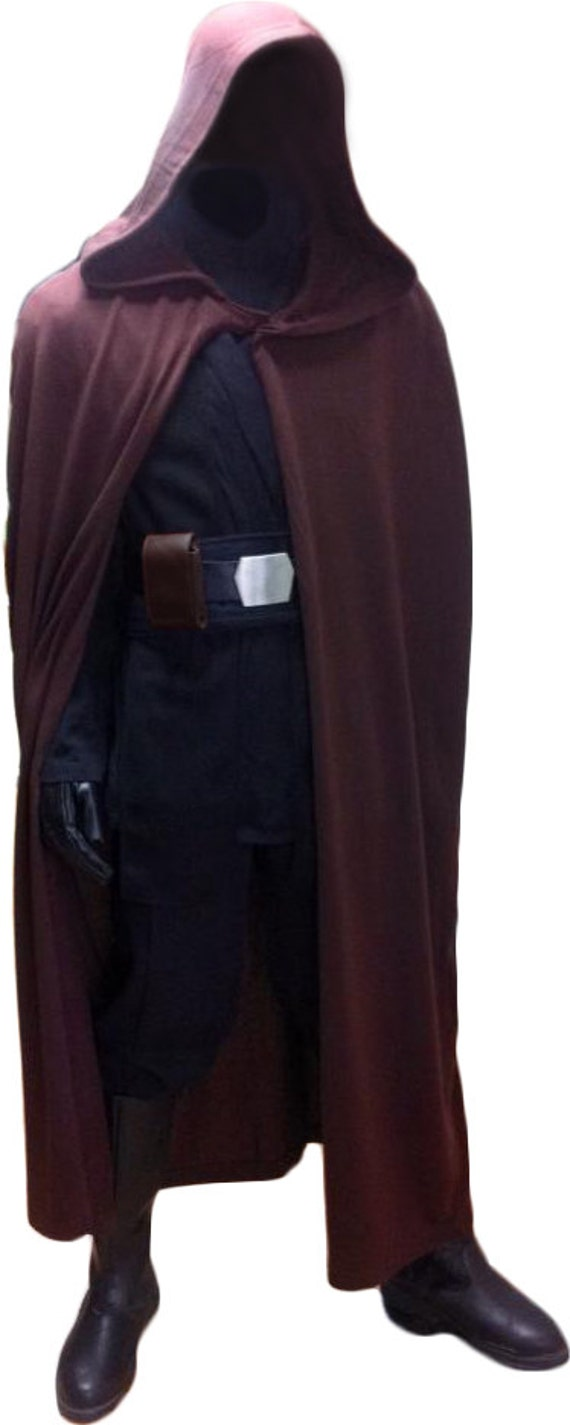 Star Wars Jedi Belt in Brown for your Mace Windu Costume from UK