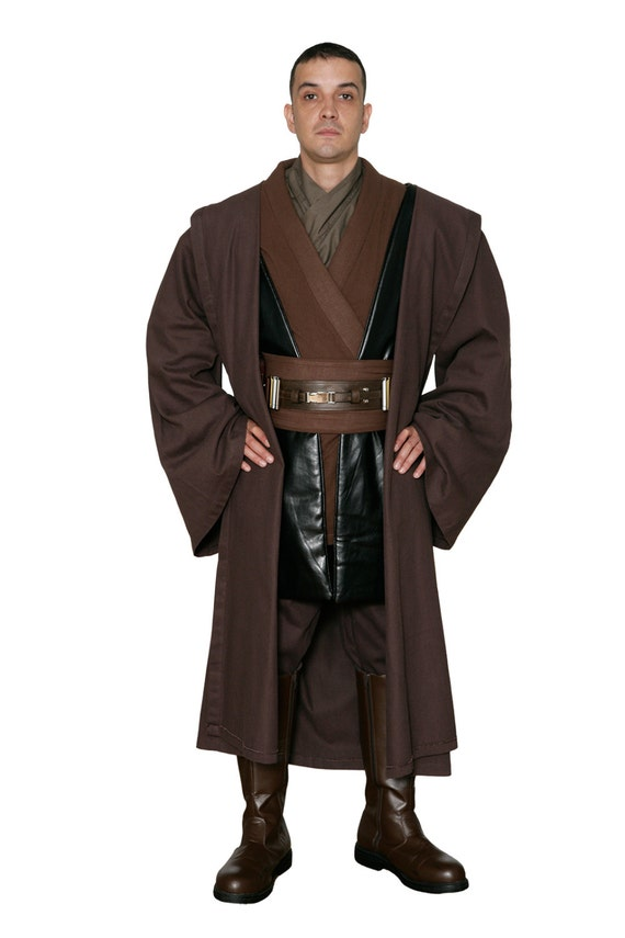 image 0 ...  sc 1 st  Etsy & Star Wars Anakin Skywalker Replica Jedi Costume Body Tunic | Etsy
