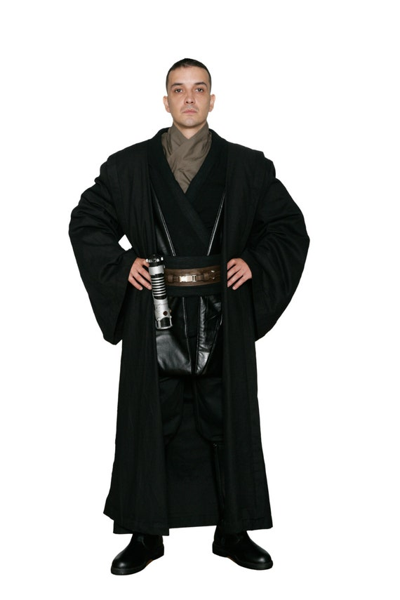 86a7bee70a8b Star Wars Anakin Skywalker Replica Sith Costume Body Tunic   Etsy