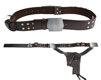 Star Wars Han Solo Replica Belt and Holster
