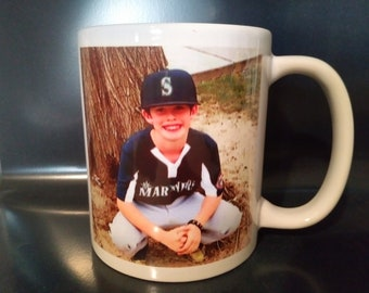 e0cb9e2a9 Personalized Sports Mug. EmbroideryPlusDesign