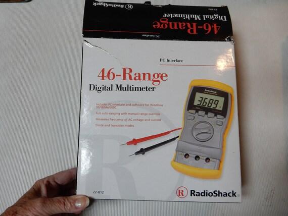 46-Range Digital Multimeter