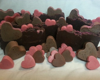 Chocolate Cherry Cordial Soap