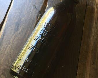 E.L Husting Soda Bottle #2