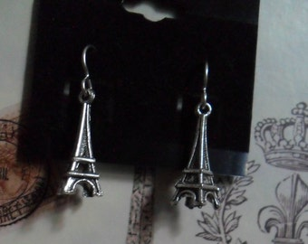 Eiffel Tower Earrings