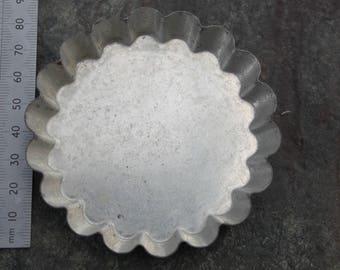 Tiny Flan Dish