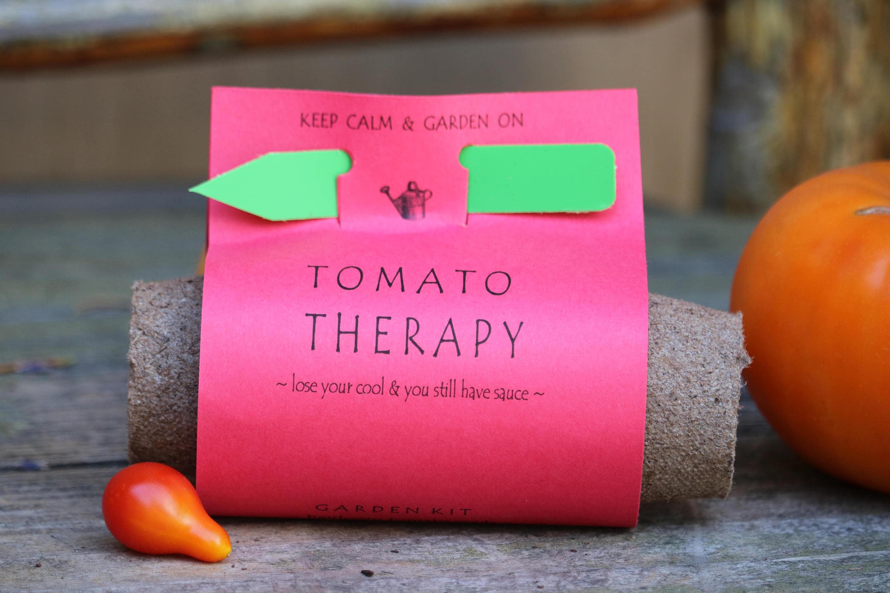 Occupational therapy gift Heirloom tomato seeds garden seed | Etsy