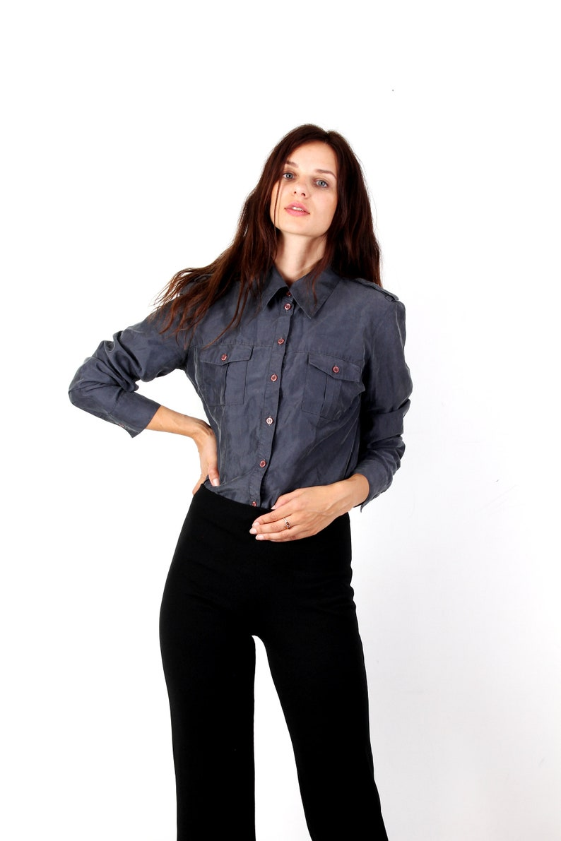670ba848acf989 Silk Shirt Long Sleeve – EDGE Engineering and Consulting Limited