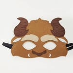 The Beast Mask - Beauty and the Beast costume - toddler - Belle Prince Mask - The Beast Costume Mask - Prince Costume - Prince Mask
