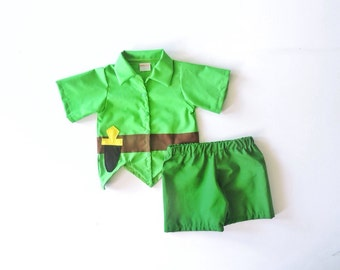 Peter Pan Costume For Toddler Or Boy