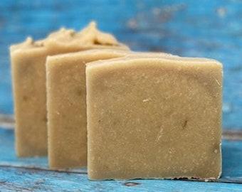 Eucalyptus Spearmint Goat Milk Soap