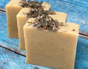 Eucalyptus Goat Milk Soaps
