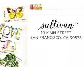 Address Stamp - Sullivan