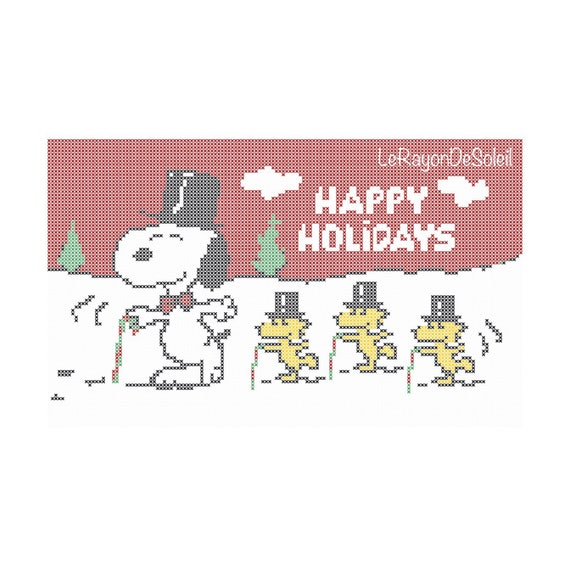 image 0 - Snoopy Christmas Song
