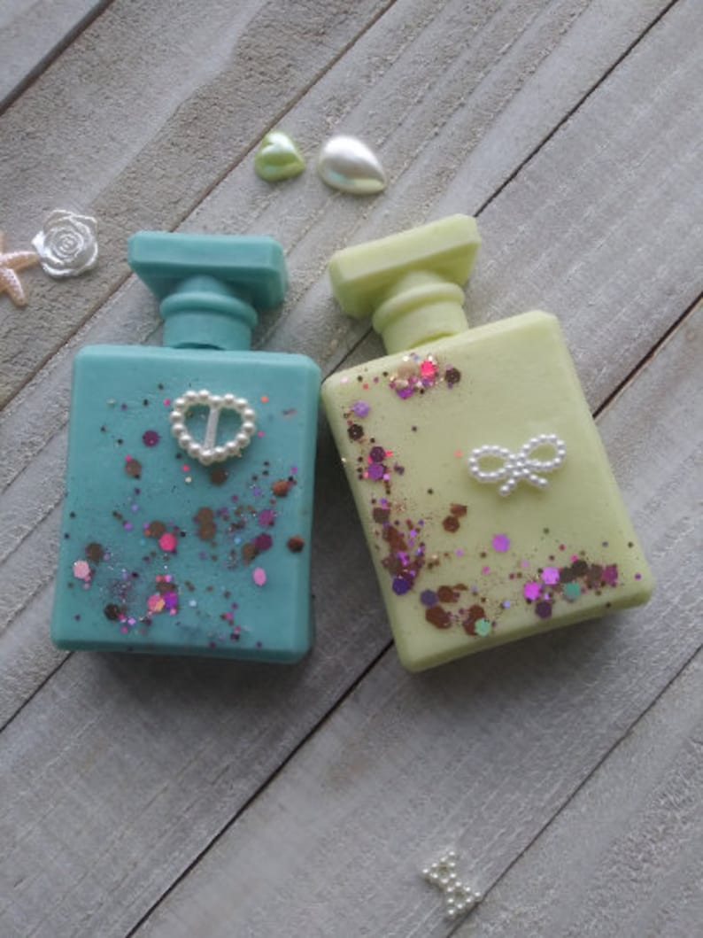 Perfume Bottle Shape Wax Melts  Scented Melt  Scented Home image 0