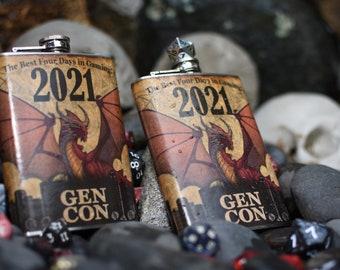 Official Gen 2021 Flask