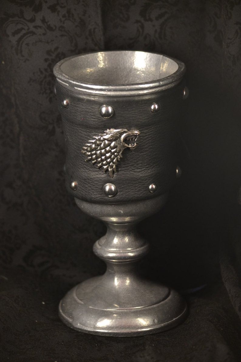 Game of Thrones and  much more Statesmetal Goblet Wrapped in image 0