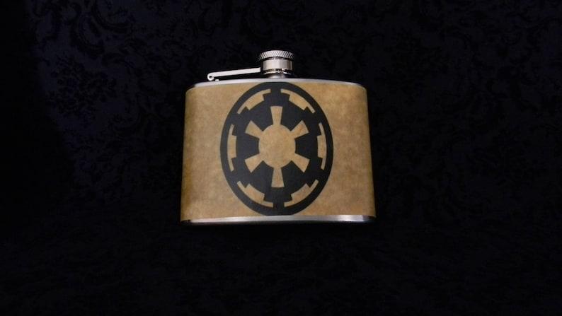 Galacitc Empire  First Order Rebel Alliance Jedi  4oz image 0