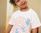 5/6, Kids Train Shirt, Dad and Son Shirts, Train Birthday Shirt, Train Track, Play Mat Shirt, Toddler Boy Shirt, Play Shirt, Play therapy