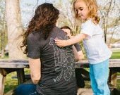 M, Back Rub Shirt for Mom, Mom of Boys Shirt, Mothers Day from Kids, Play Mat Shirt, Mothers Day Gift, New Mom Shirt, Massage Shirt
