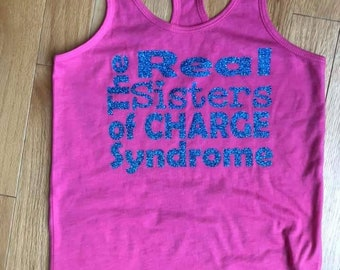 Charge syndrome sister tank