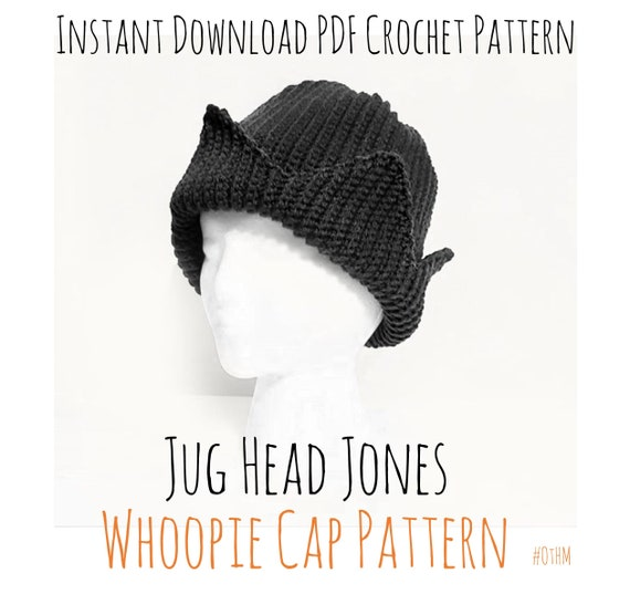 428e89e9de5 PDF Instant Download CROCHET PATTERN Riverdale Jug Head