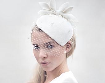 31fed70de12 Wedding Veil Bridal Hat