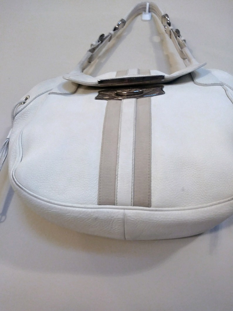 4bab4c71a99d Prada off white colored Prada Shoulder bag