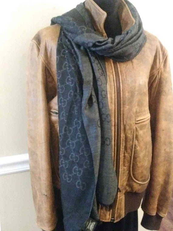 Scully Brown Leather jacket size 40